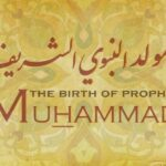 Muhammad Prophet birthday celebrated by Muslims at the Gregorian calendar